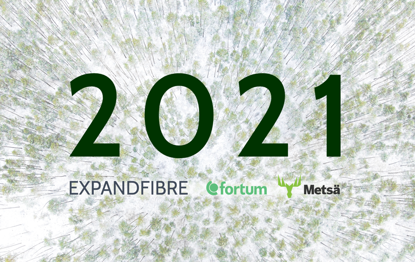 Welcome 2021 and new members of ExpandFibre!